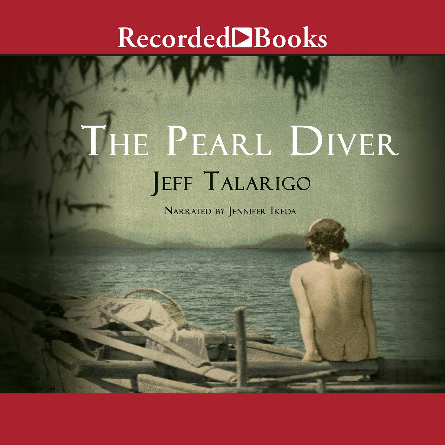 Printable The Pearl Diver Audiobook Cover Art