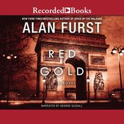 Red Gold: A Novel Audiobook, by Alan Furst