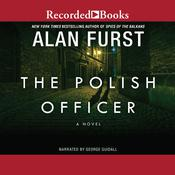 The Polish Officer Audiobook, by Alan Furst