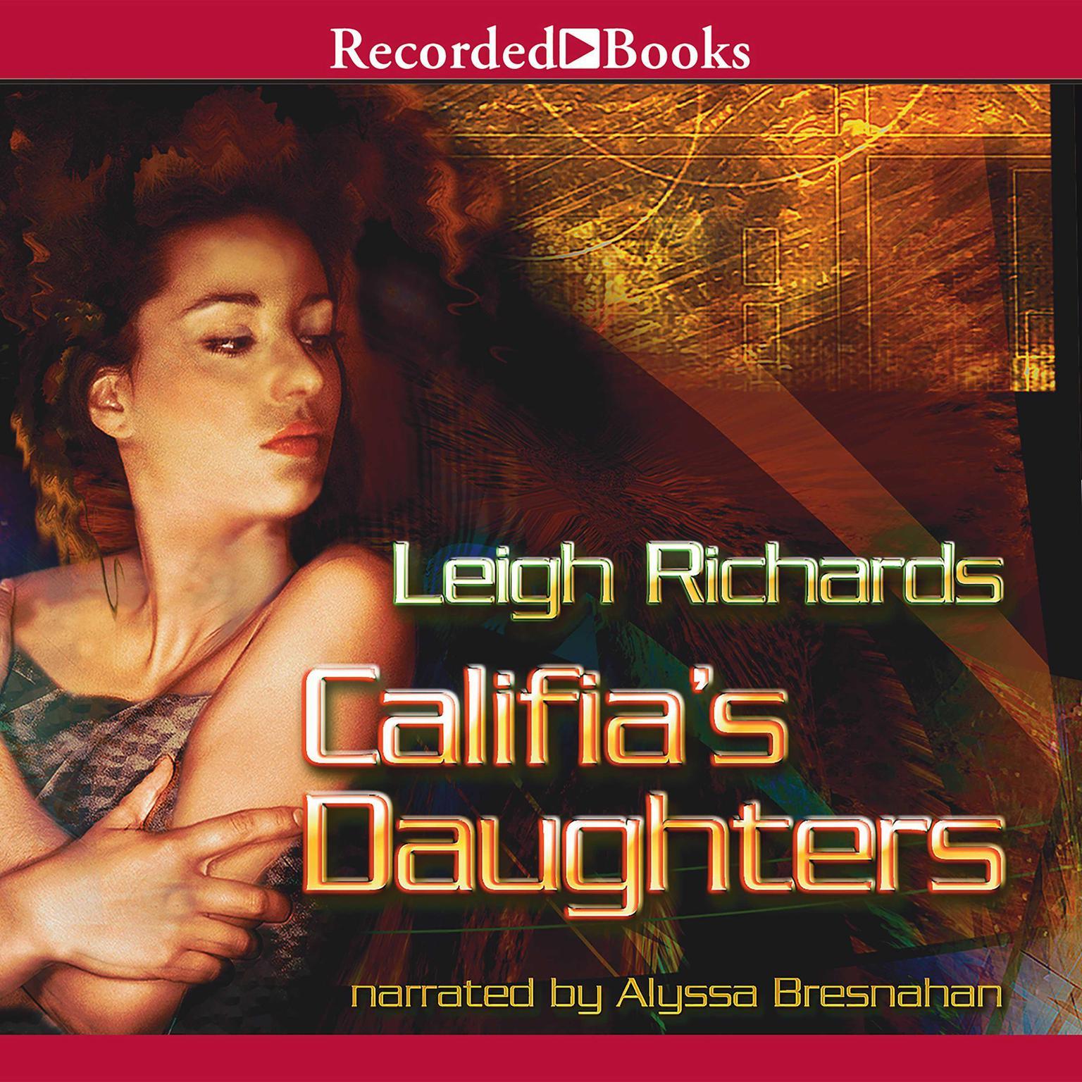 Printable Califia's Daughters Audiobook Cover Art