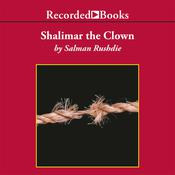 Shalimar the Clown Audiobook, by Salman Rushdie