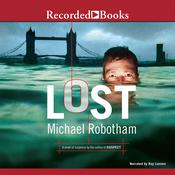 Lost Audiobook, by Michael Robotham