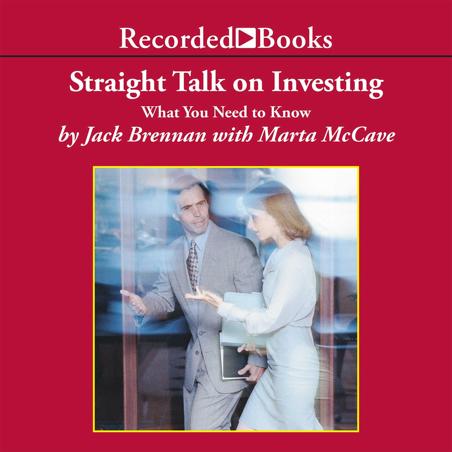 Printable Straight Talk on Investing: What You Need to Know Audiobook Cover Art