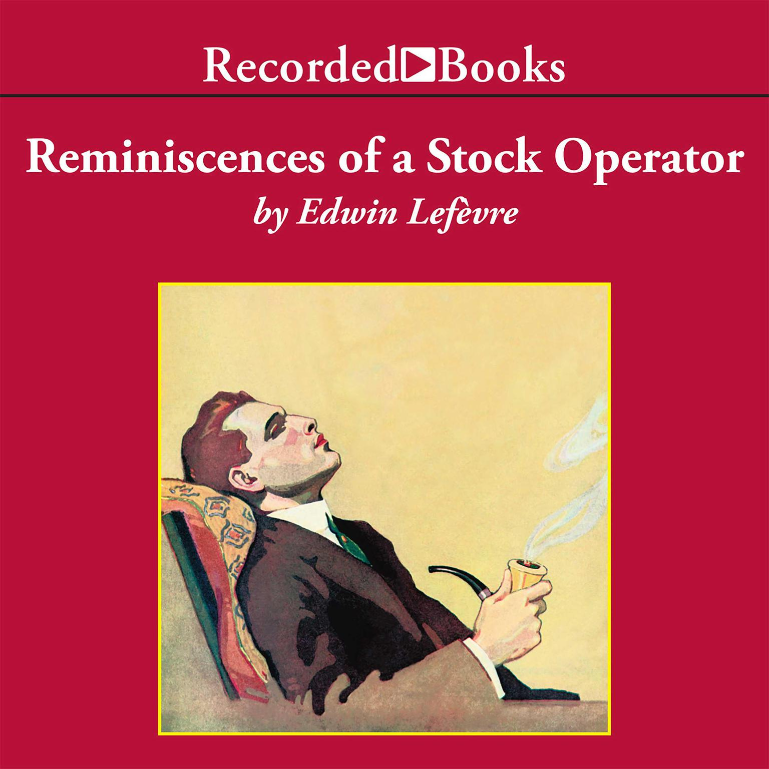 Printable Reminiscences of a Stock Operator Audiobook Cover Art