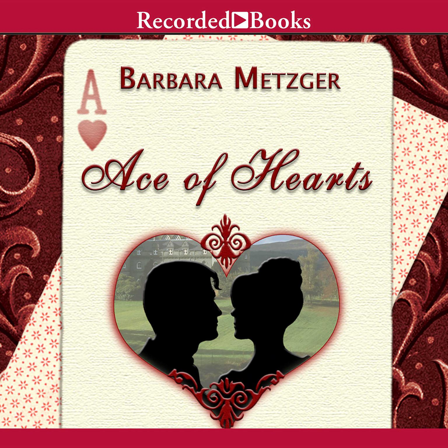 Printable Ace of Hearts Audiobook Cover Art