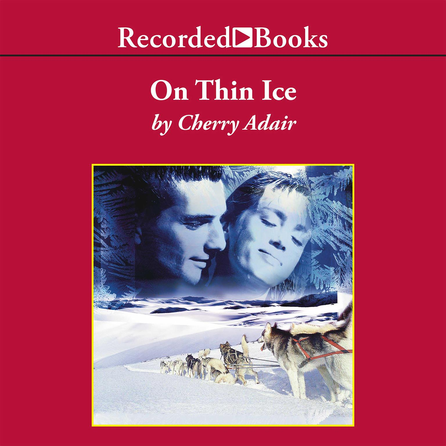 Printable On Thin Ice Audiobook Cover Art