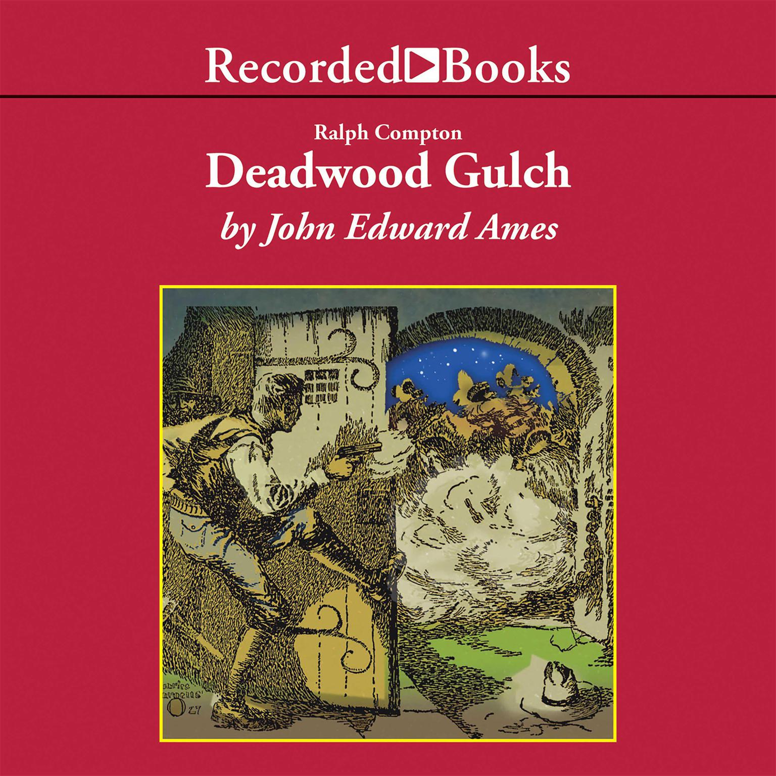 Printable Deadwood Gulch: A Ralph Compton Novel Audiobook Cover Art