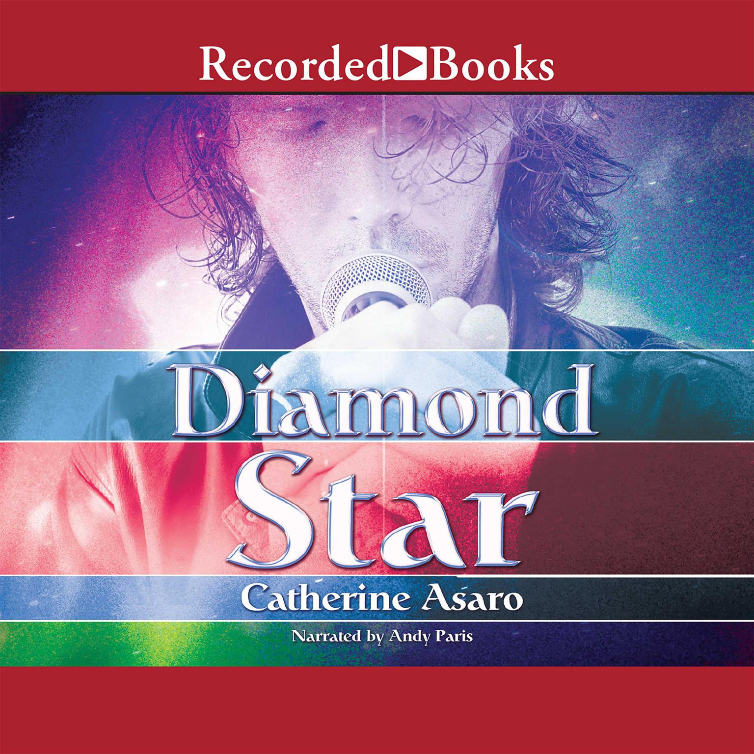 Printable Diamond Star Audiobook Cover Art
