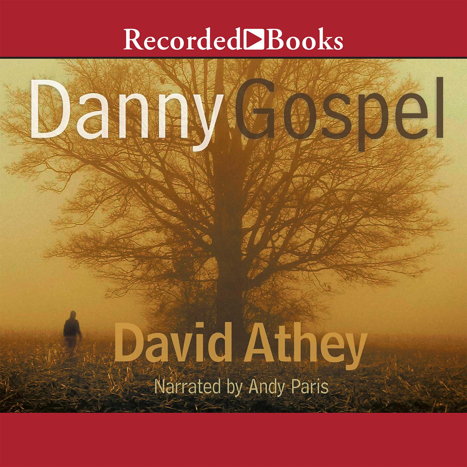 Printable Danny Gospel Audiobook Cover Art