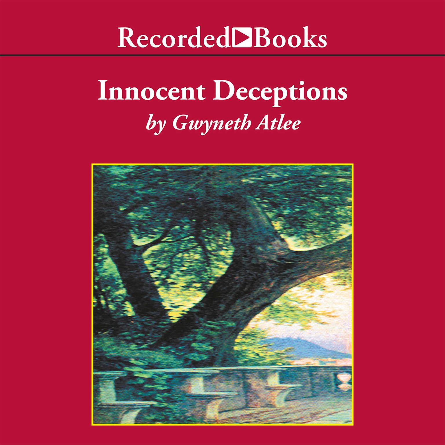 Printable Innocent Deceptions Audiobook Cover Art