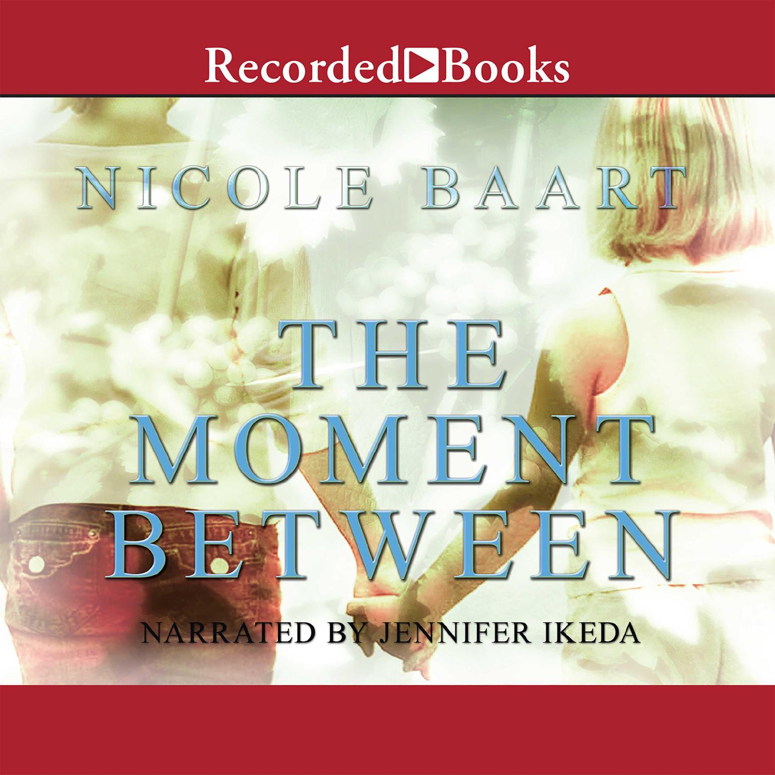 Printable The Moment Between Audiobook Cover Art