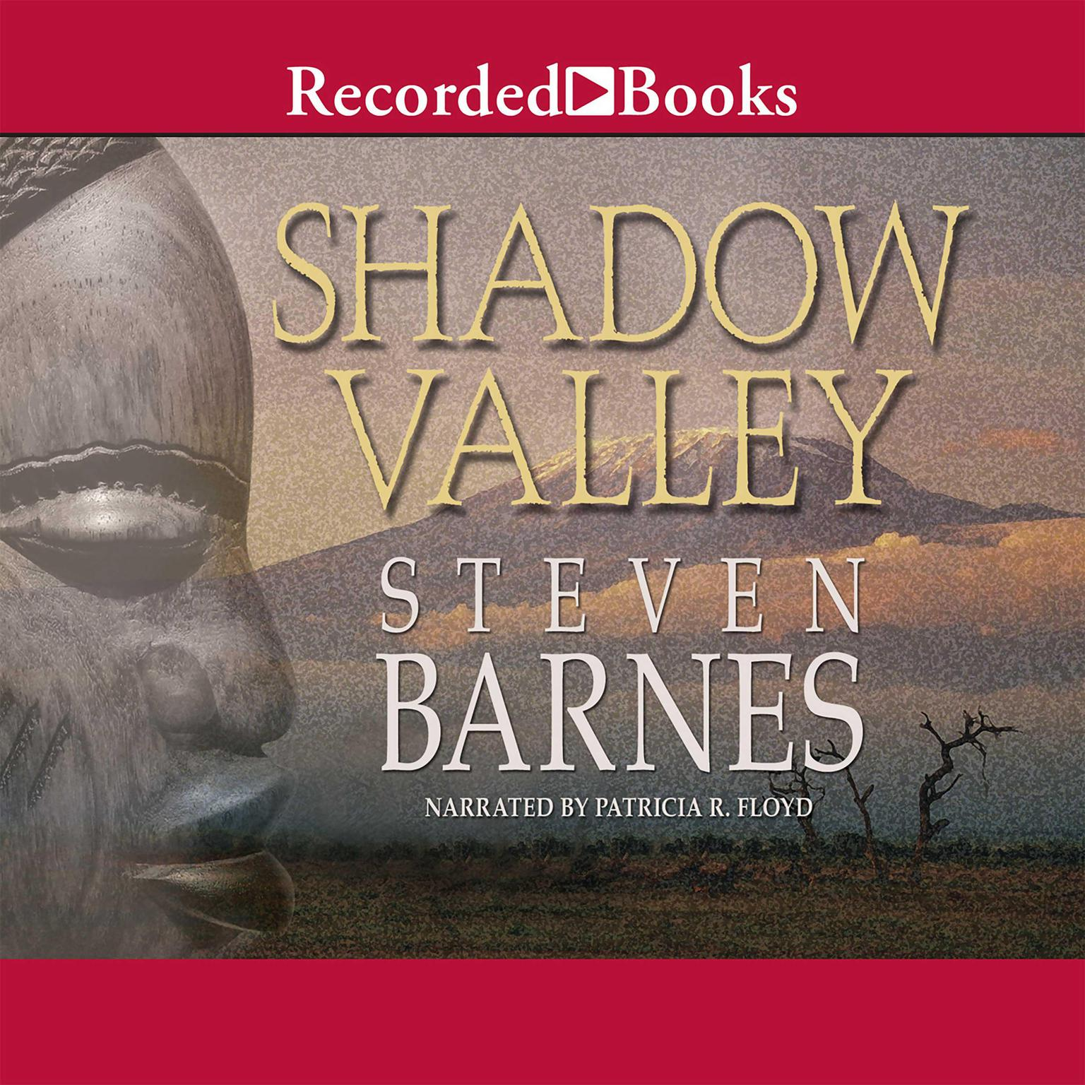 Printable Shadow Valley Audiobook Cover Art