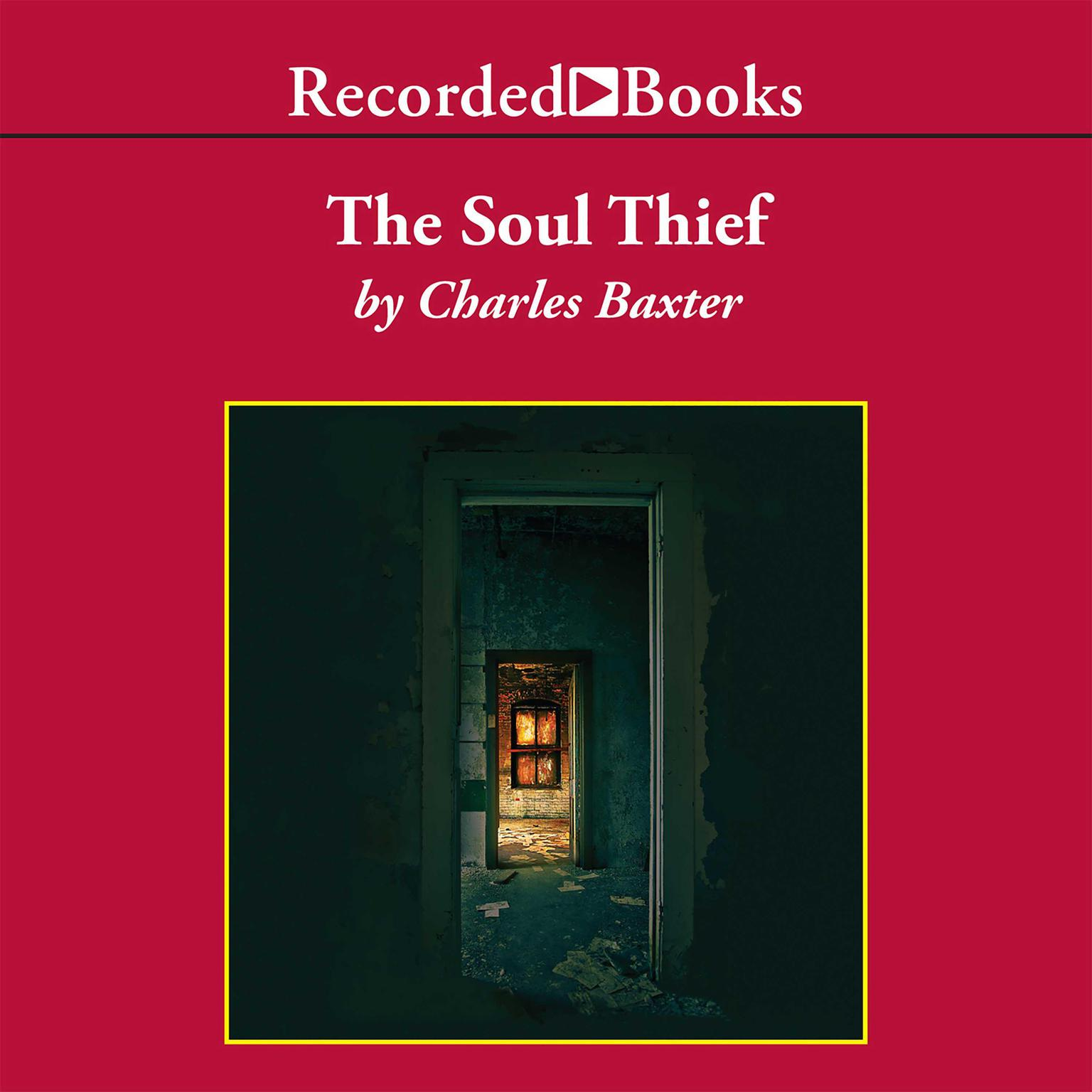 Printable The Soul Thief Audiobook Cover Art