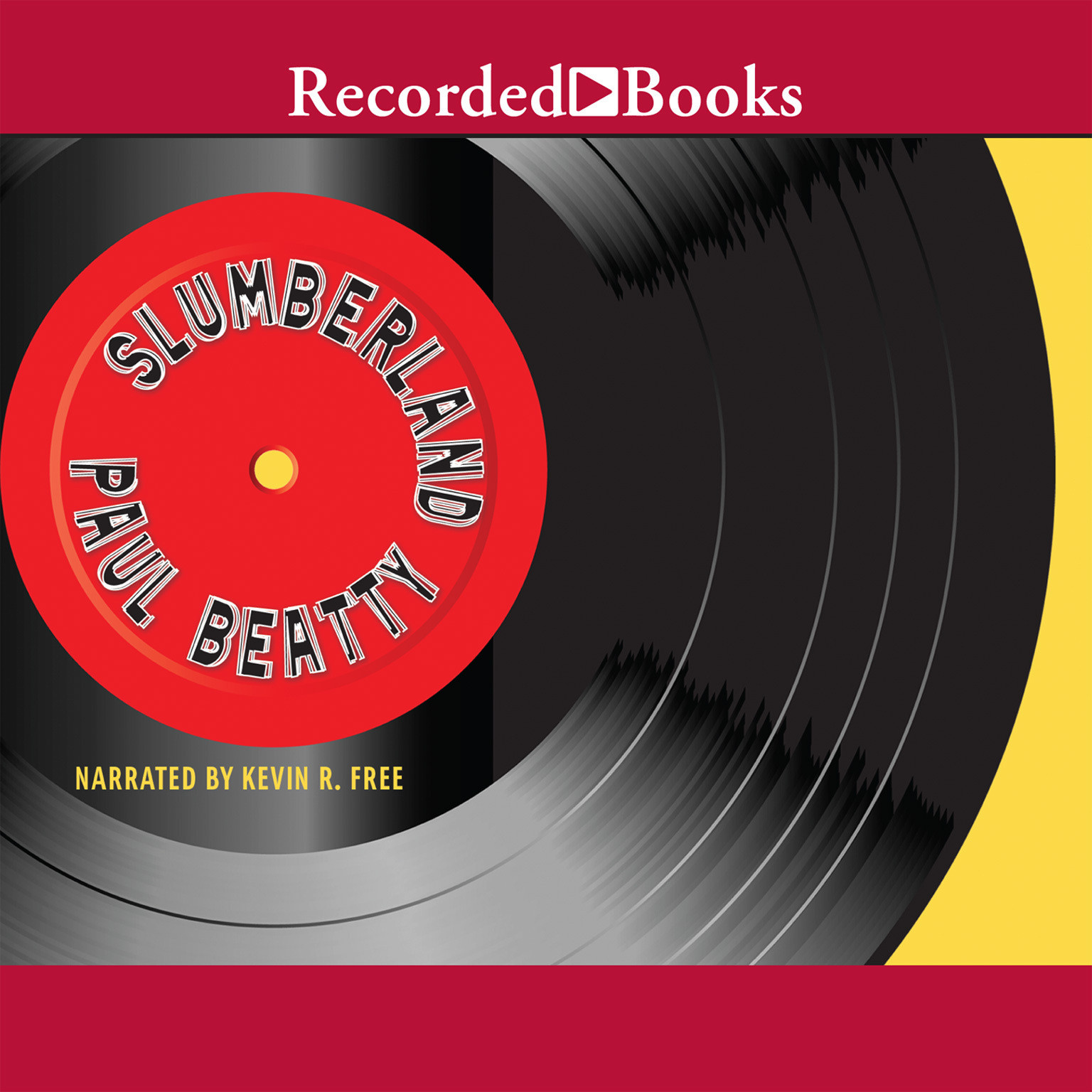 Printable Slumberland Audiobook Cover Art