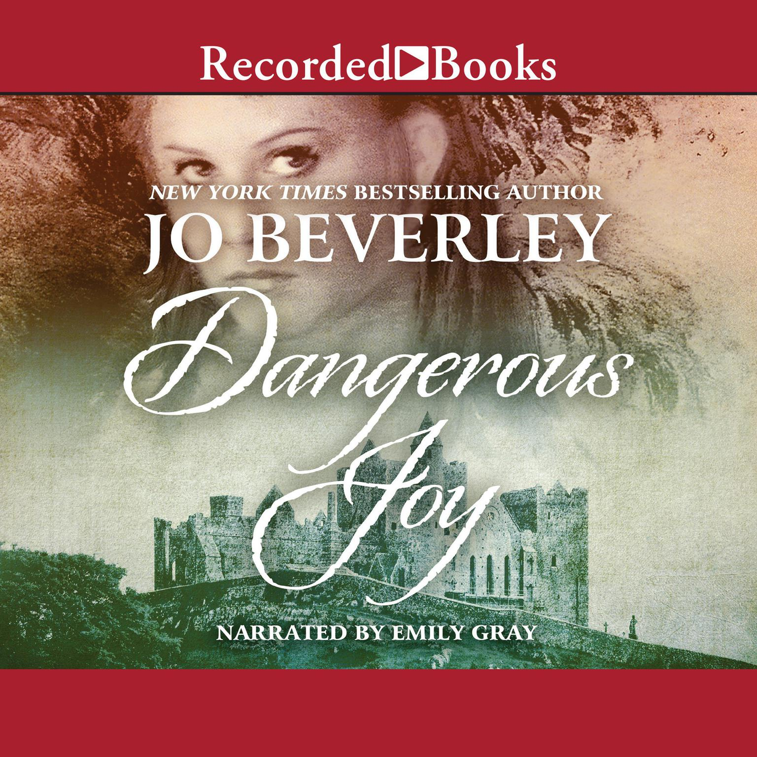 Printable Dangerous Joy Audiobook Cover Art
