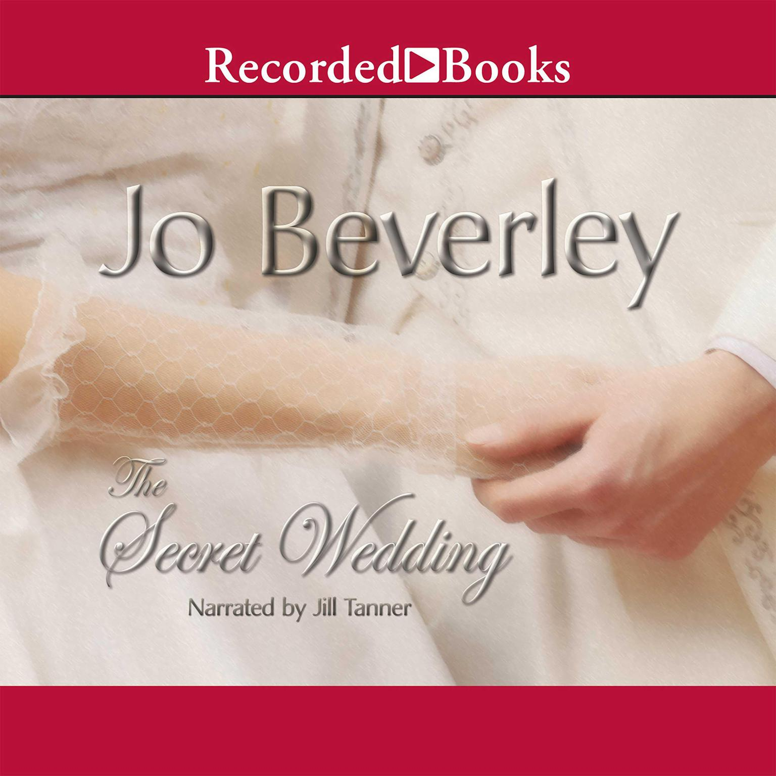 Printable The Secret Wedding Audiobook Cover Art