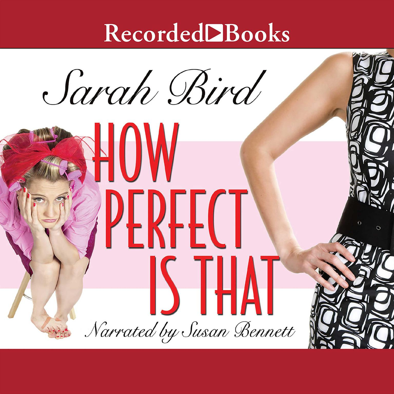 Printable How Perfect is That Audiobook Cover Art