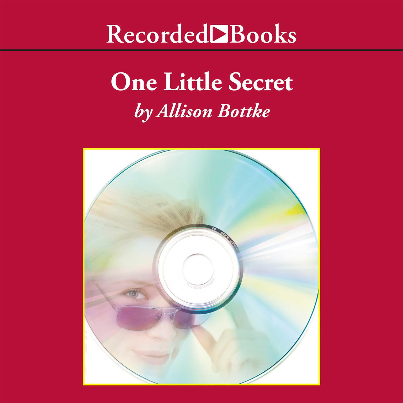 Printable One Little Secret Audiobook Cover Art
