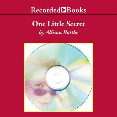 One Little Secret Audiobook, by Allison Bottke