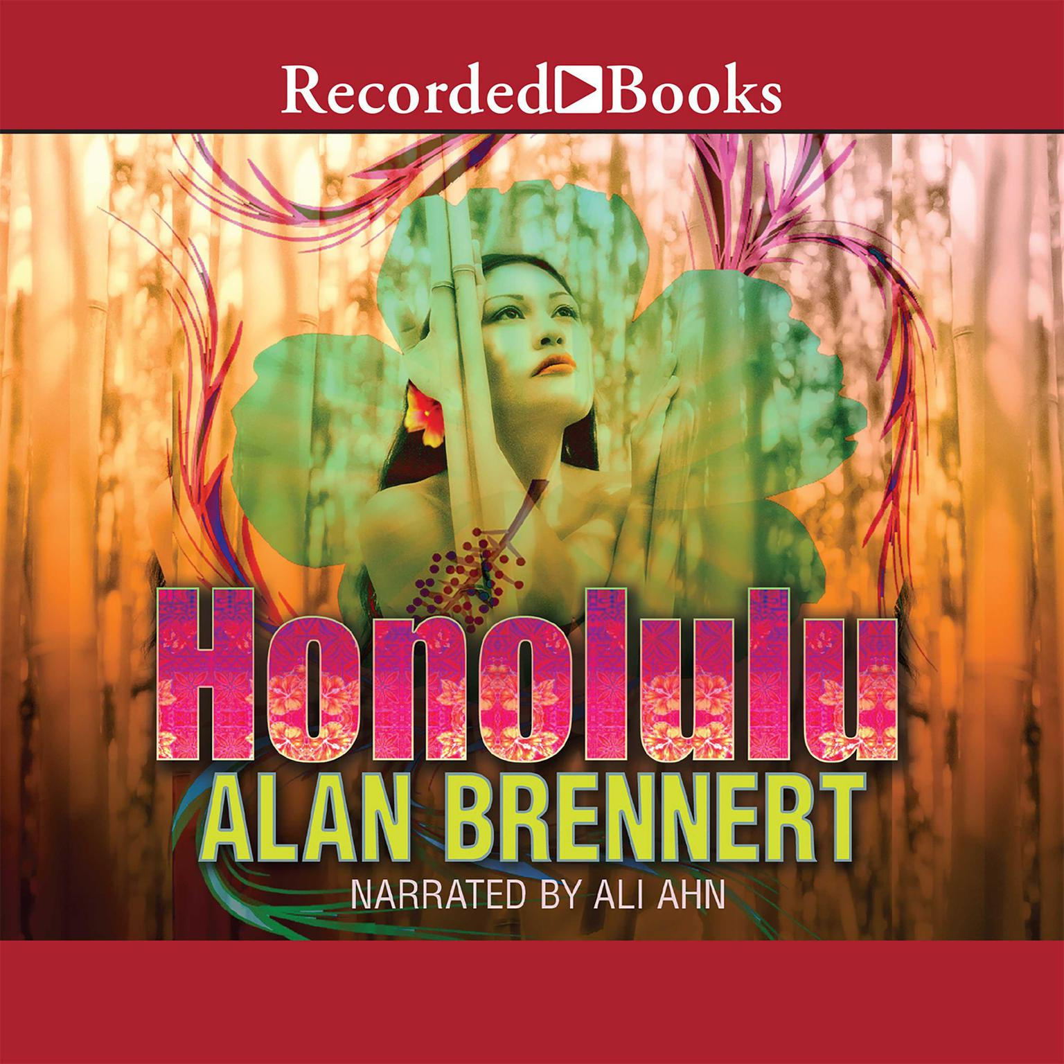 Printable Honolulu Audiobook Cover Art