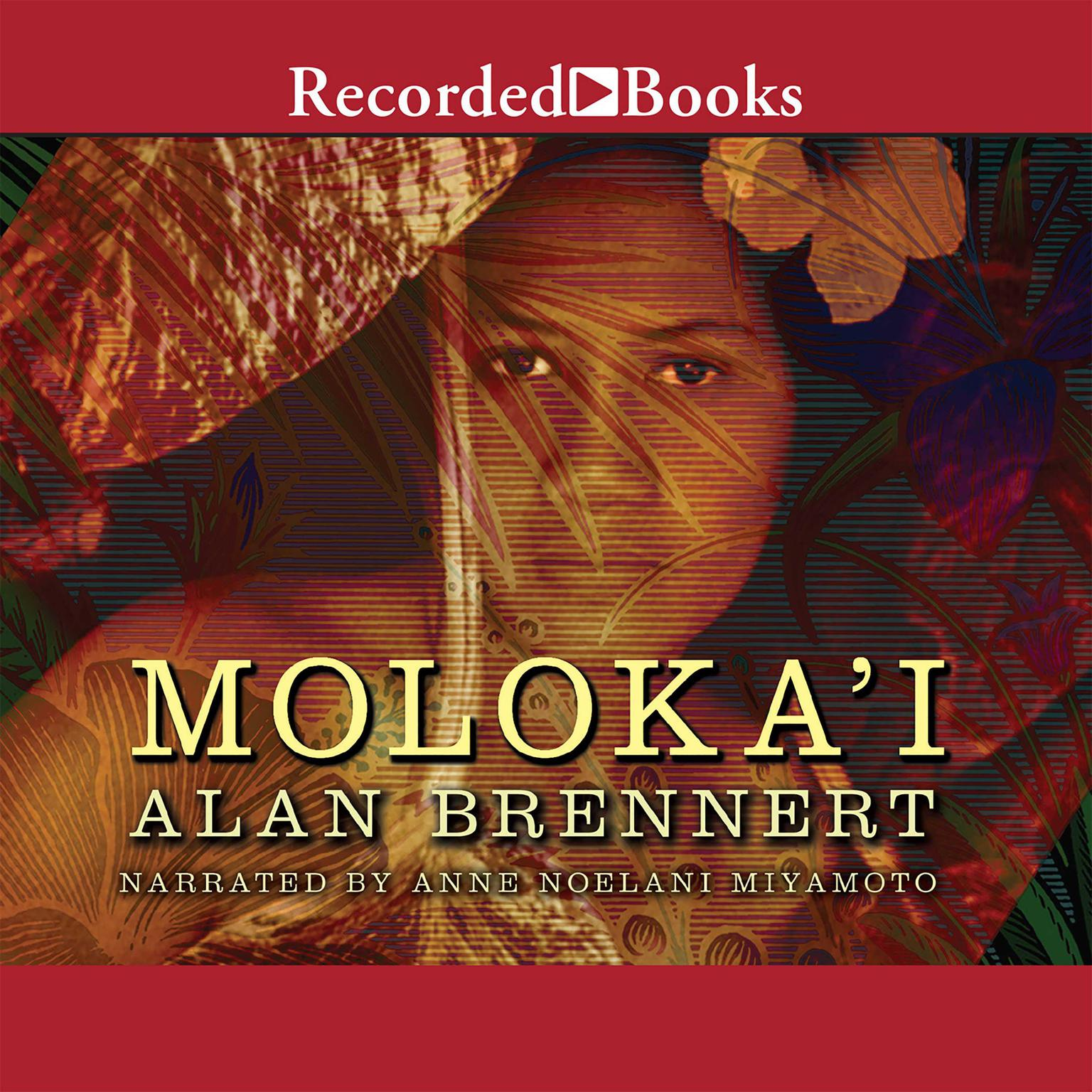 Printable Moloka'i Audiobook Cover Art
