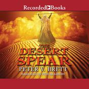 The Desert Spear Audiobook, by Peter V. Brett