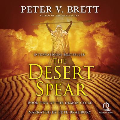 The Desert Spear Audiobook, by
