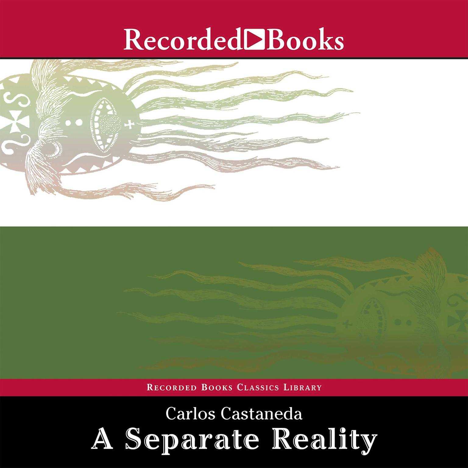 Printable A Separate Reality Audiobook Cover Art
