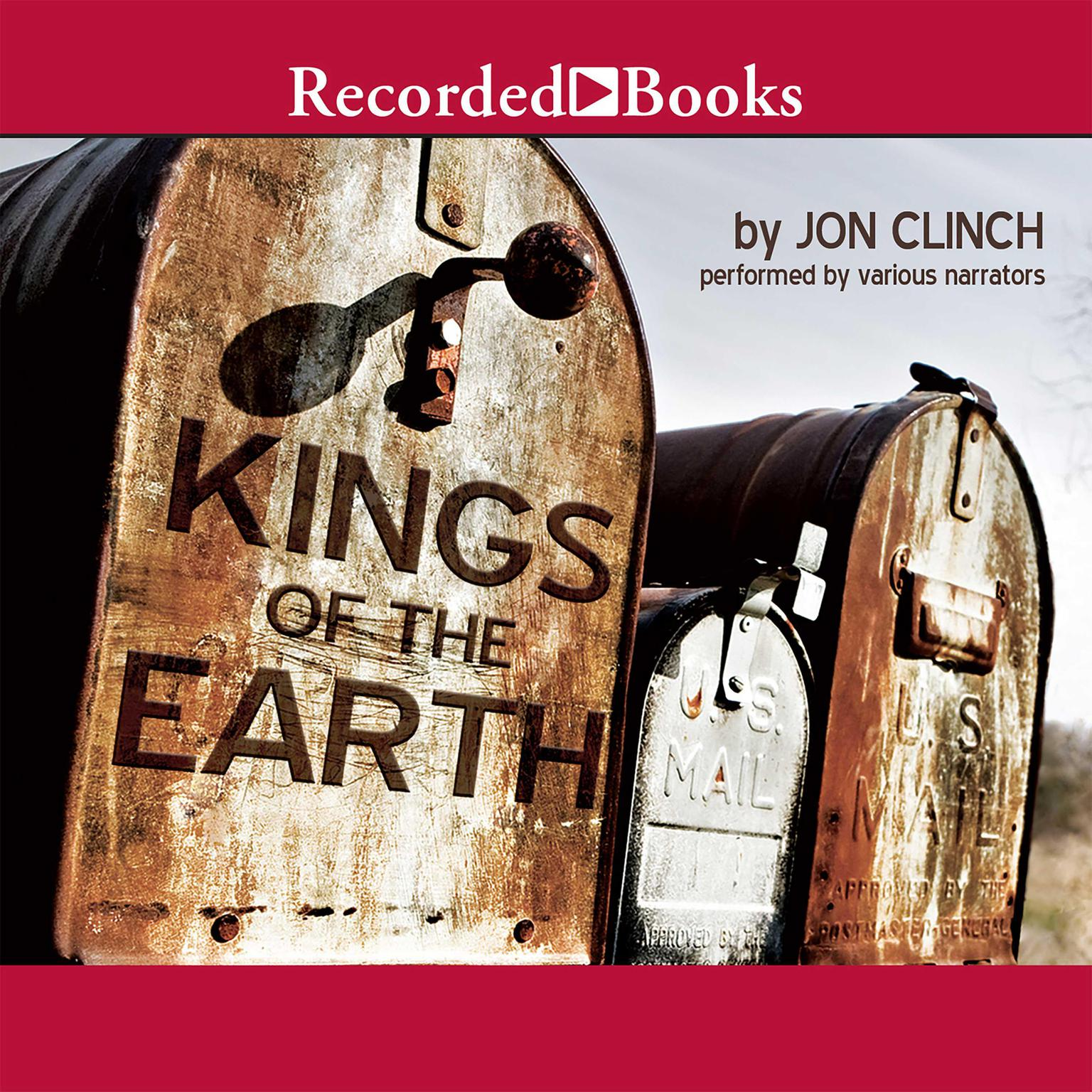 Printable Kings of the Earth Audiobook Cover Art