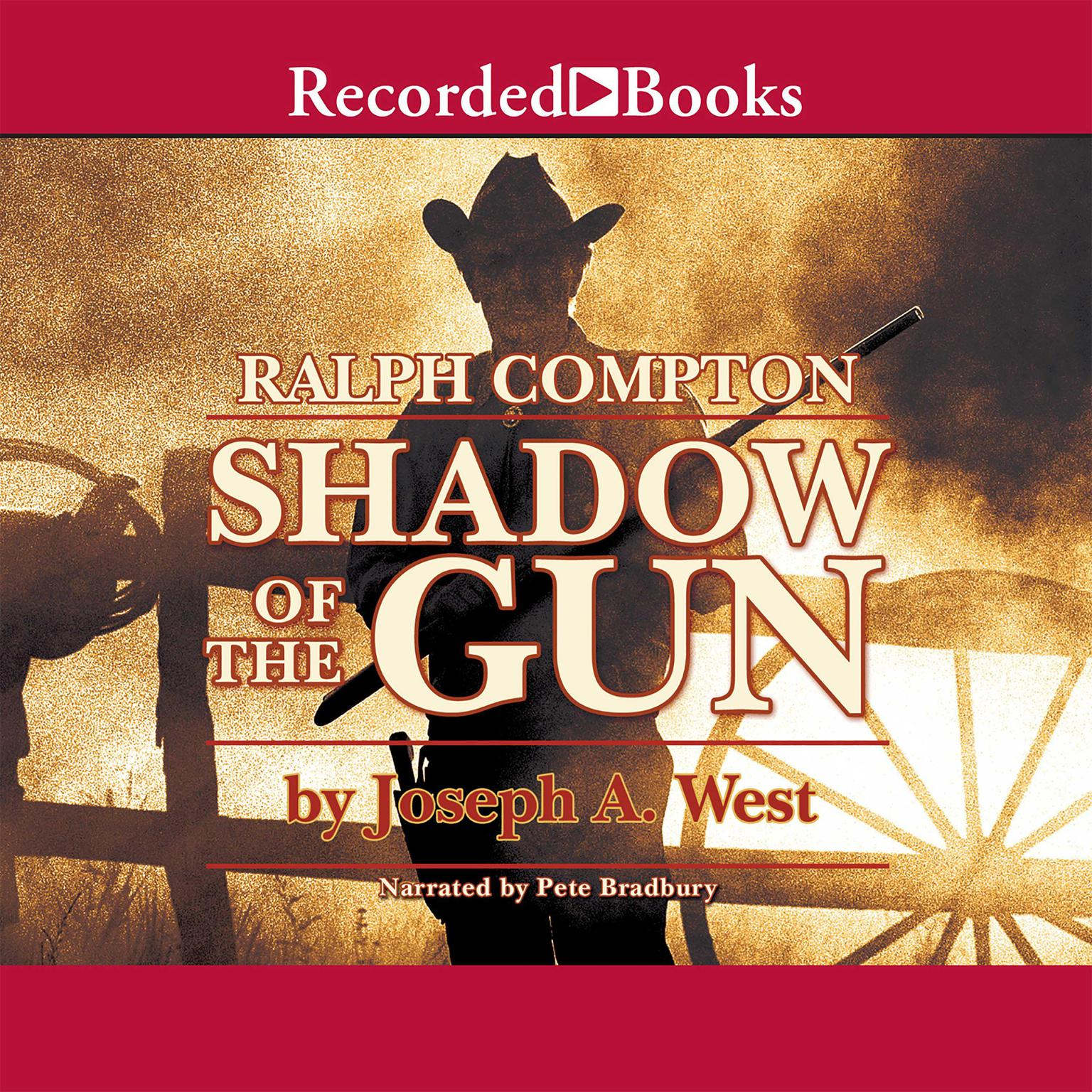 Printable Shadow of the Gun: A Ralph Compton Novel Audiobook Cover Art