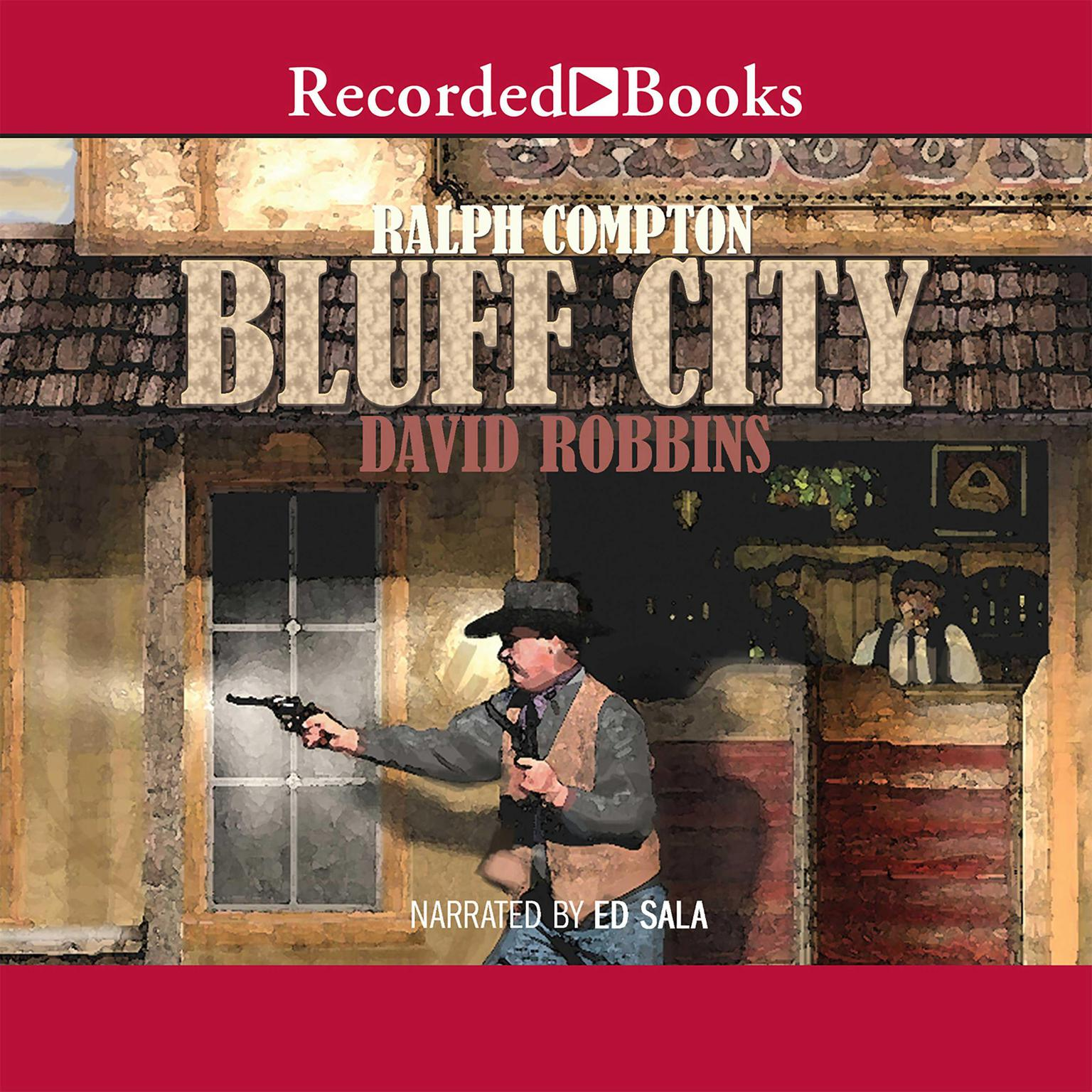 Printable Bluff City Audiobook Cover Art
