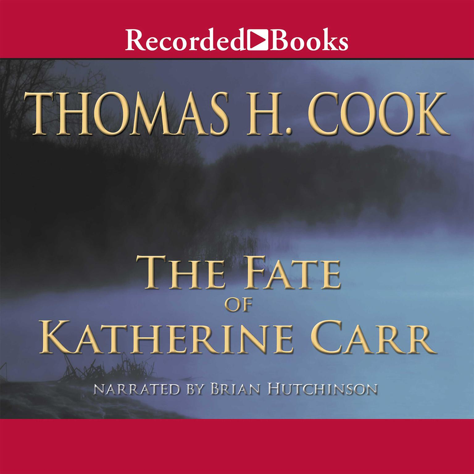 Printable The Fate of Katherine Carr Audiobook Cover Art