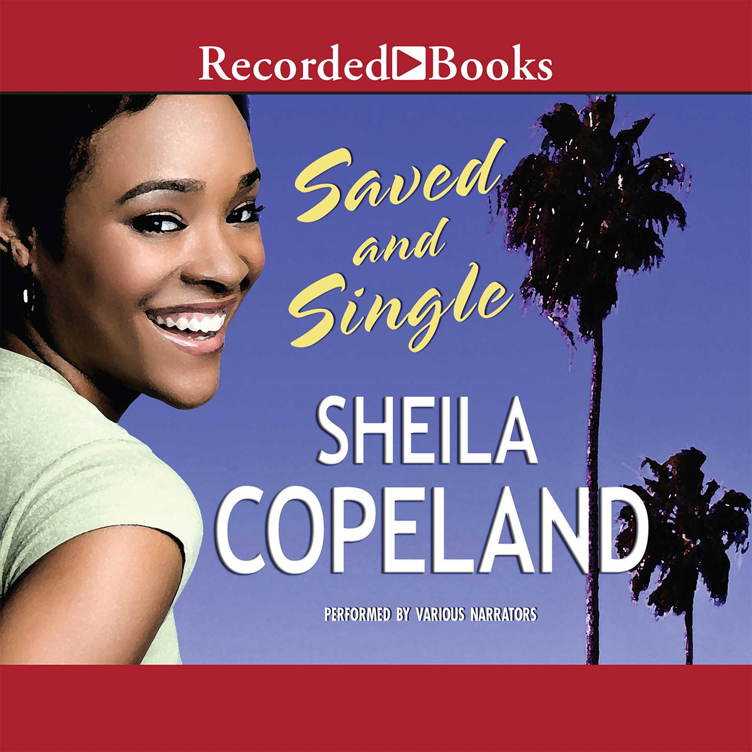 Printable Saved and Single Audiobook Cover Art