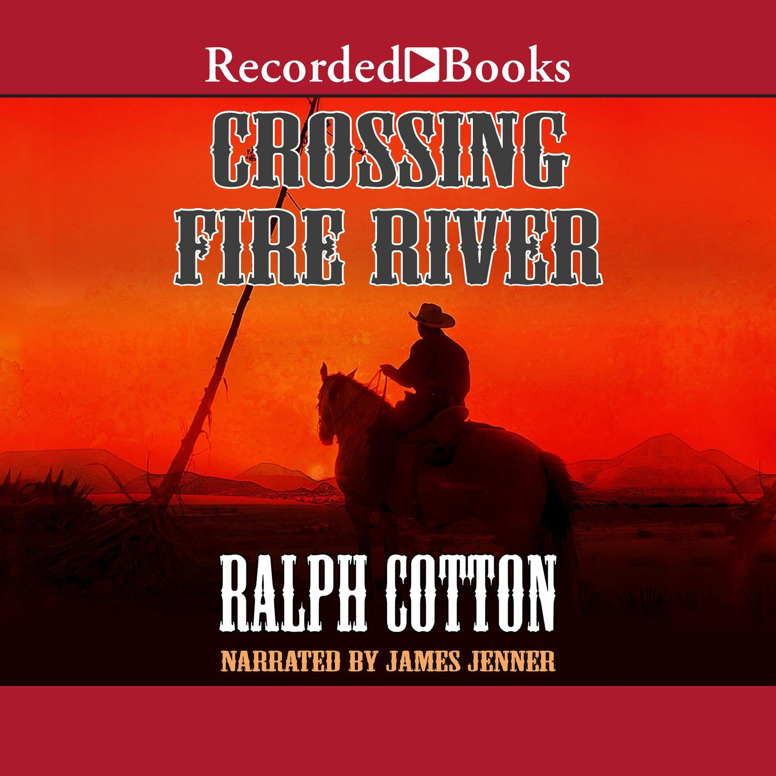 Printable Crossing Fire River Audiobook Cover Art
