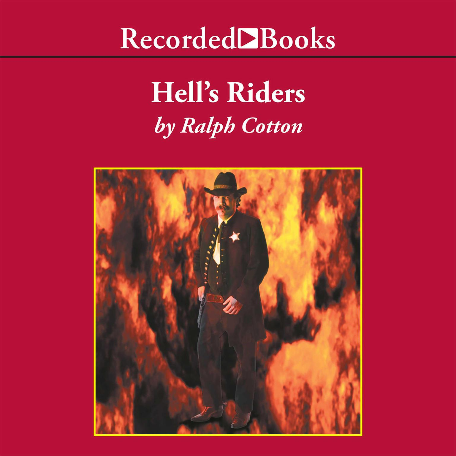 Printable Hell's Riders Audiobook Cover Art