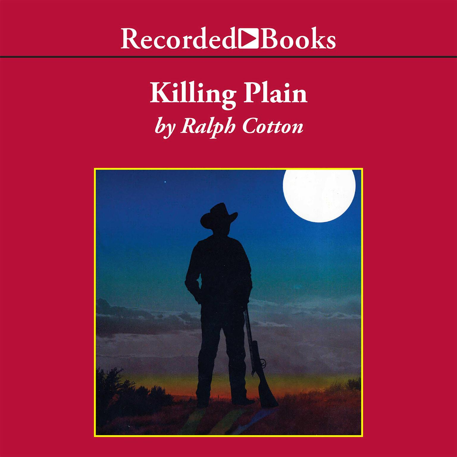 Printable Killing Plain Audiobook Cover Art