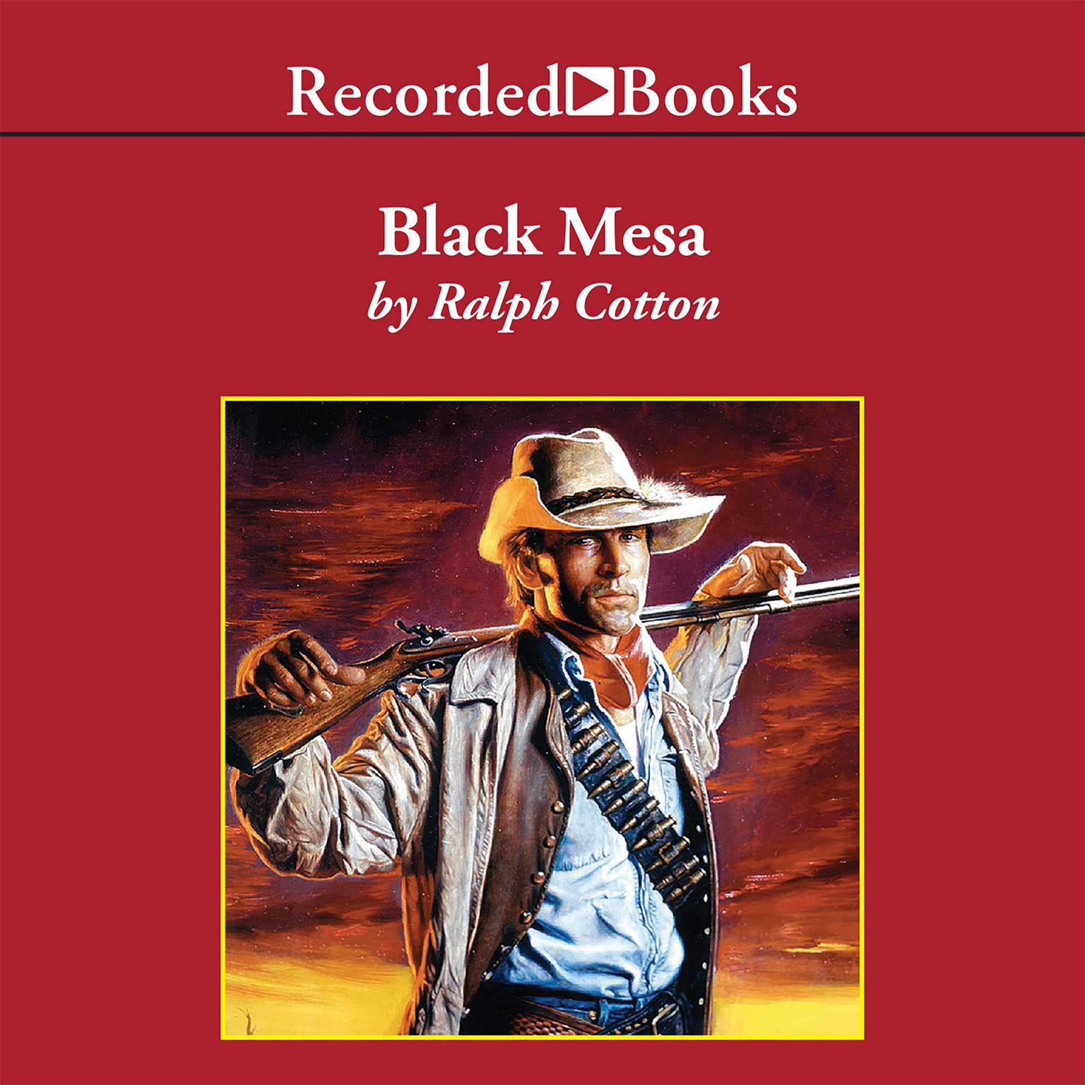 Printable Black Mesa Audiobook Cover Art