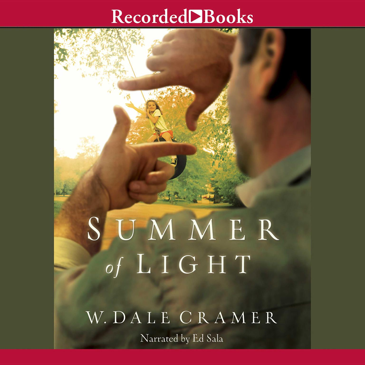 Printable Summer of Light Audiobook Cover Art