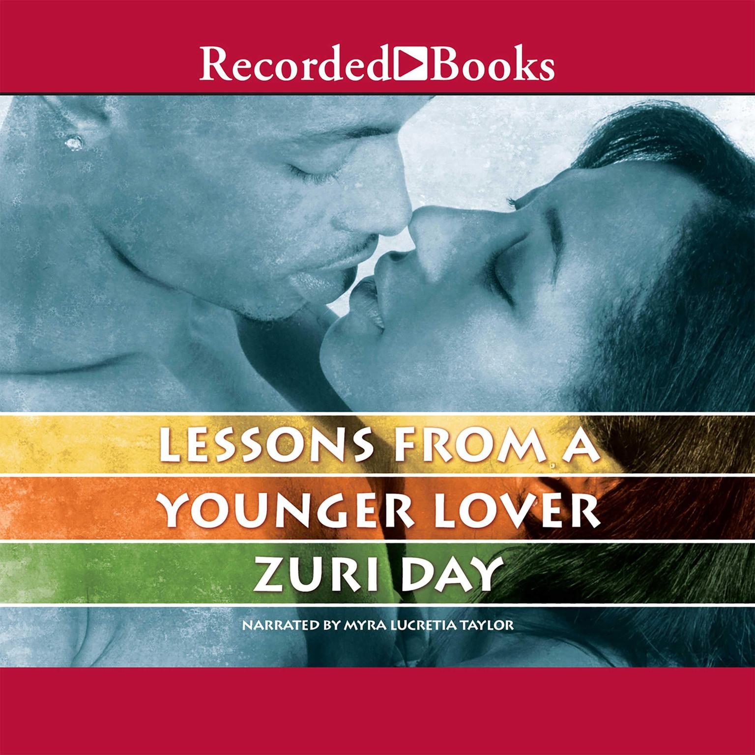 Printable Lessons From a Younger Lover Audiobook Cover Art
