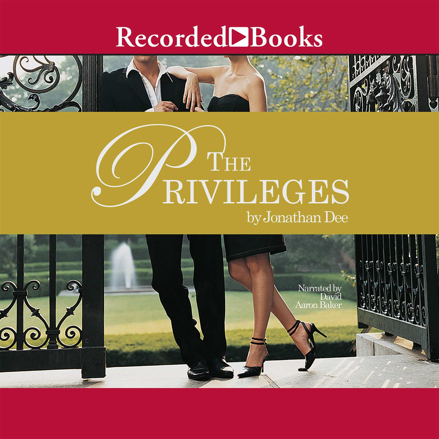 Printable The Privileges: A Novel Audiobook Cover Art