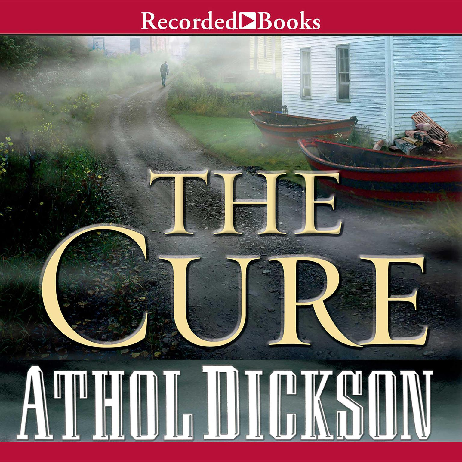Printable The Cure Audiobook Cover Art