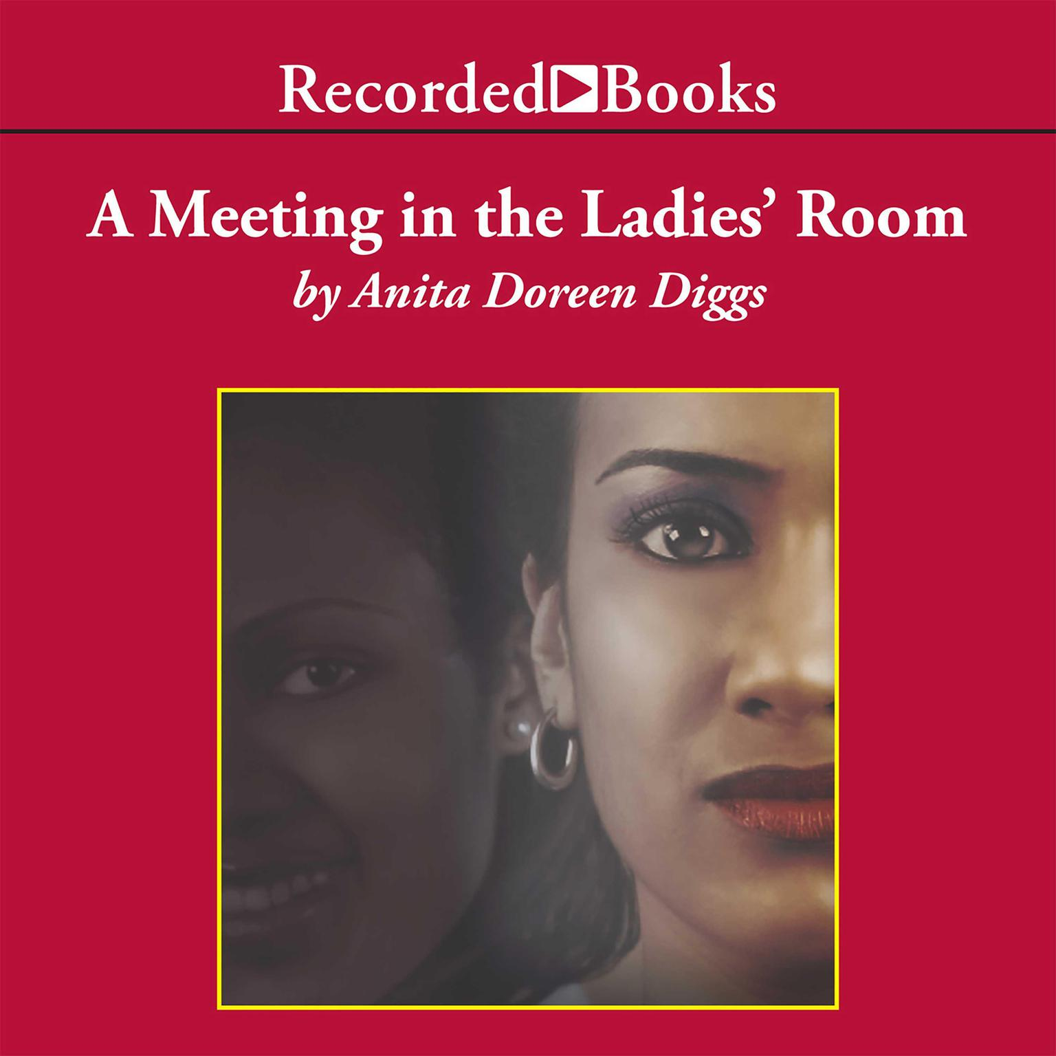 Printable A Meeting in the Ladies' Room Audiobook Cover Art