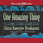 One Amazing Thing Audiobook, by Chitra Banerjee Divakaruni