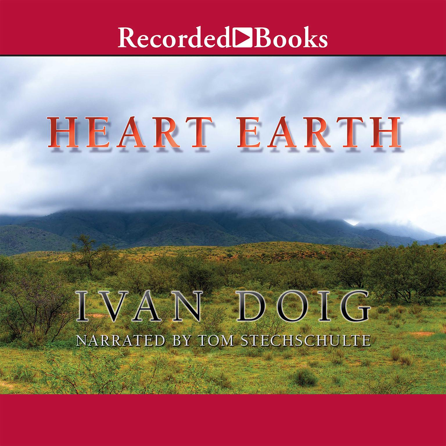 Printable Heart Earth Audiobook Cover Art