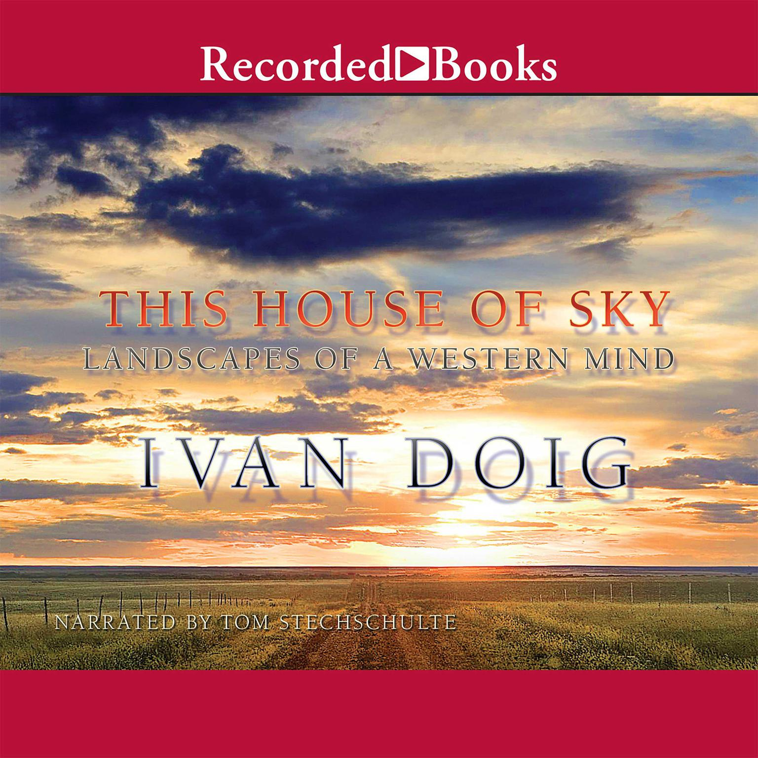 Printable This House of Sky: Landscapes of a Western Mind Audiobook Cover Art