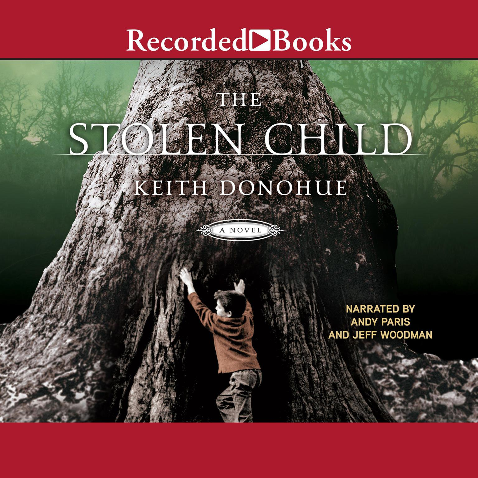 Printable The Stolen Child Audiobook Cover Art