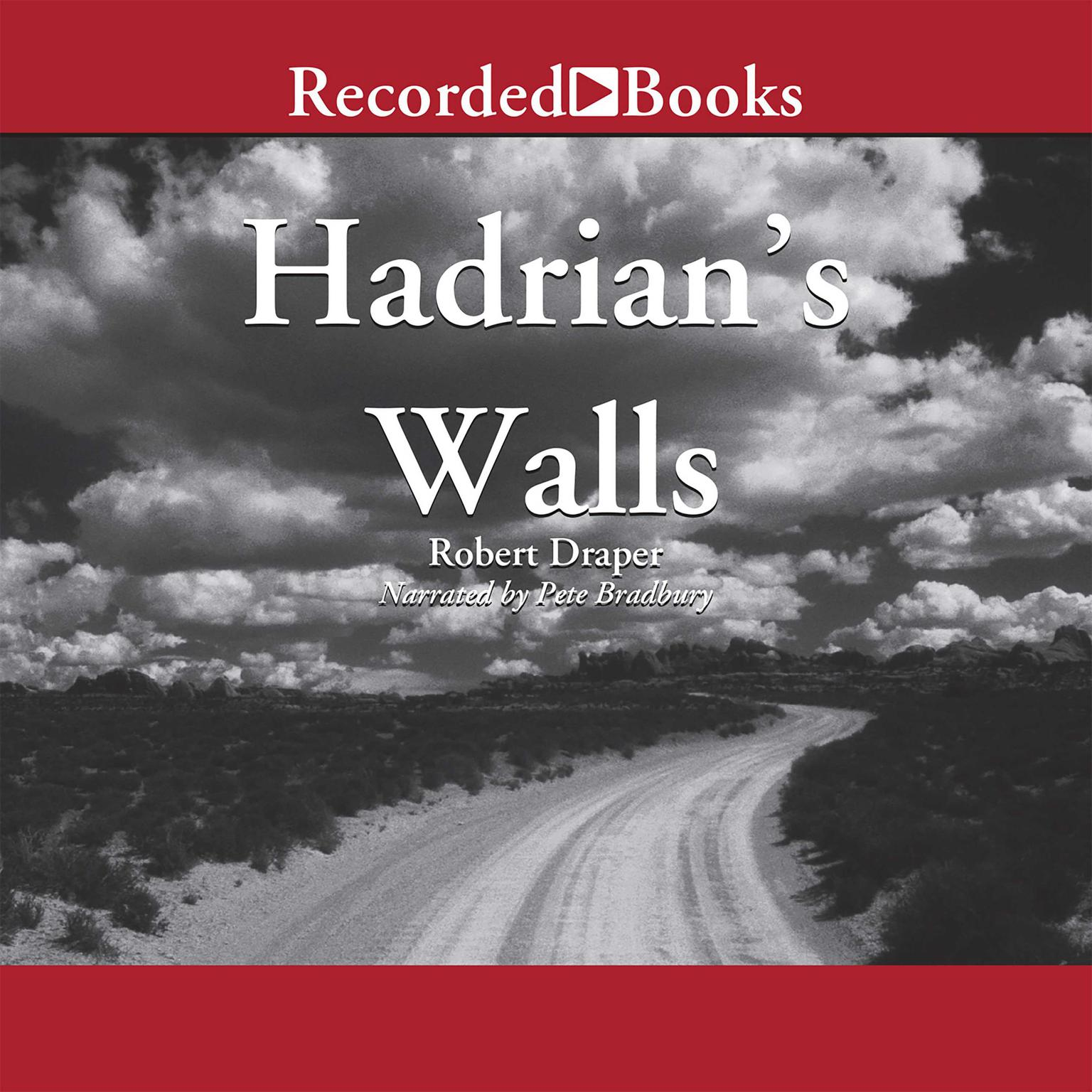 Printable Hadrian's Walls Audiobook Cover Art