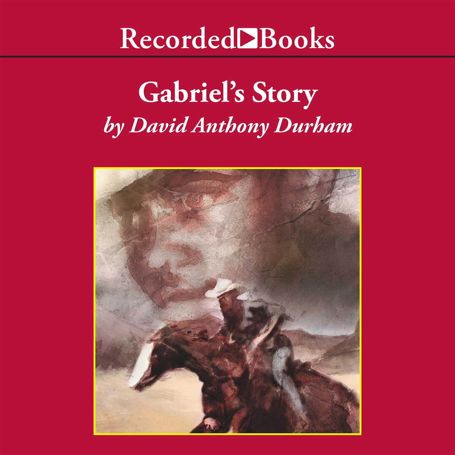 Printable Gabriel's Story Audiobook Cover Art