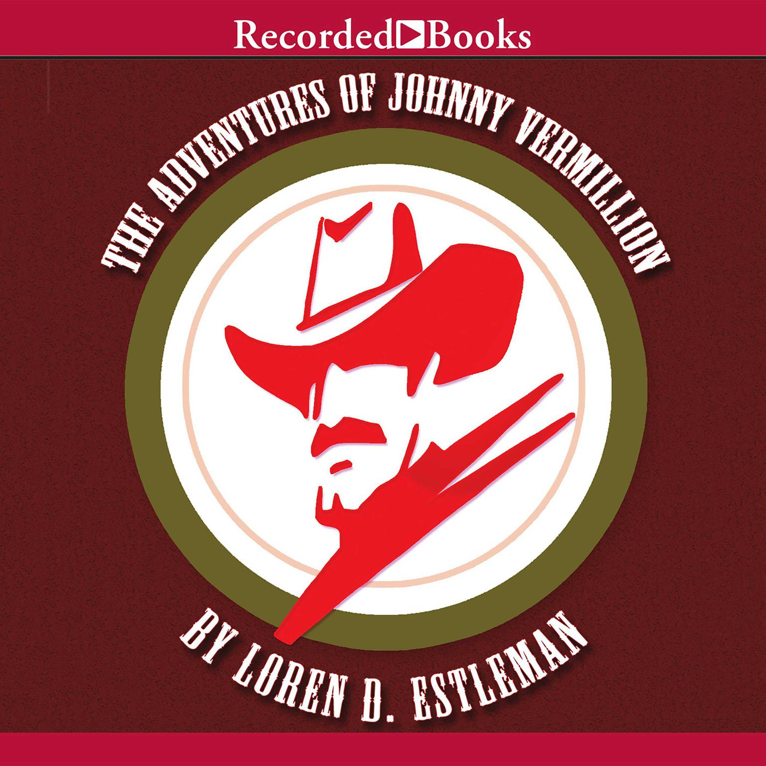Printable The Adventures of Johnny Vermillion Audiobook Cover Art