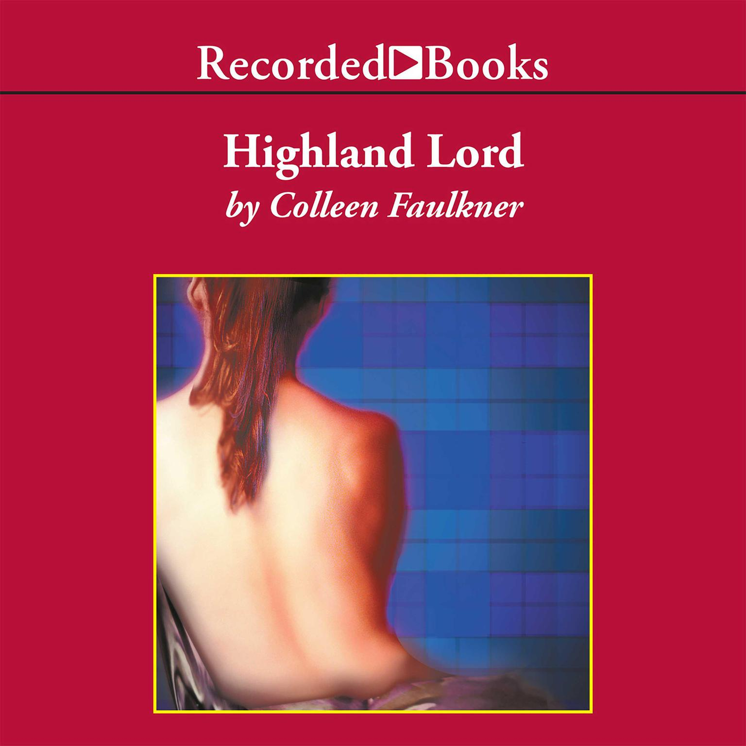 Printable Highland Lord Audiobook Cover Art